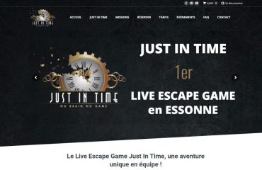 Just In Time - Escape Game Essonne 91
